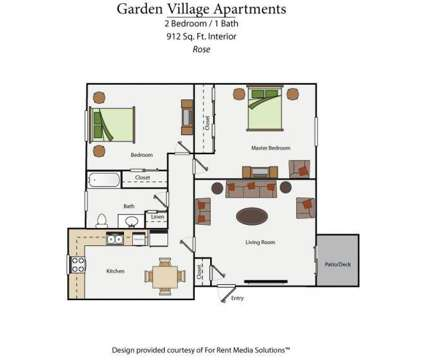 2 Beds - Garden Village Apartments at 70 Garden Village Dr in Cheektowaga NY is a Apartment