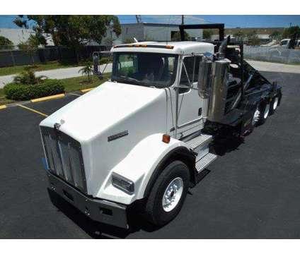 2006 Kenworth T800 Roll Off Truck Stock 140680 - Apex Equipmenbt is a 2006 Kenworth T800 Roll Off Truck in West Palm Beach FL