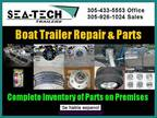2015 SEA-TECH Boat Trailer Repair and Parts Service