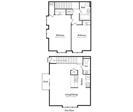2 Beds - Rachel Gardens at 67 Chapin Rd in Pine Brook NJ is a Apartment