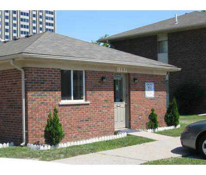 Studio - Carlton Apartments at 1387 E Larned St in Detroit MI is a Apartment