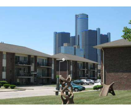 2 Beds - Carlton Apartments at 1387 E Larned St in Detroit MI is a Apartment