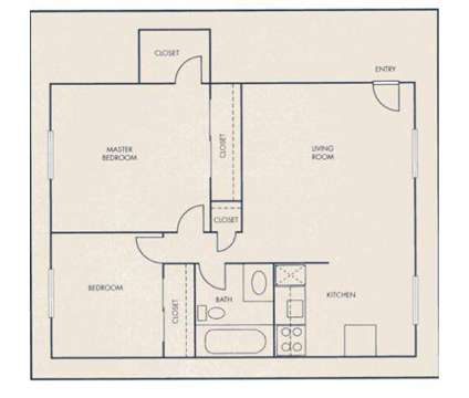2 Beds - Serramonte Park at 3535 H St in Bakersfield CA is a Apartment