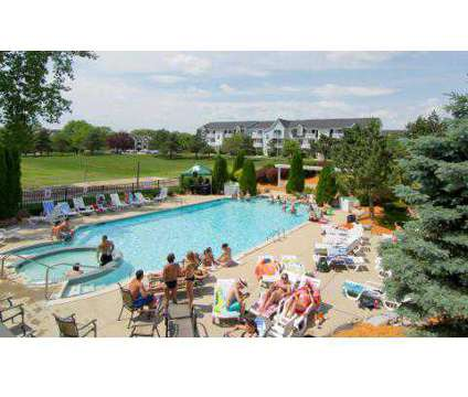 2 Beds - College Towne Apartments at 4915 Belle Chase Boulevard in Lansing MI is a Apartment