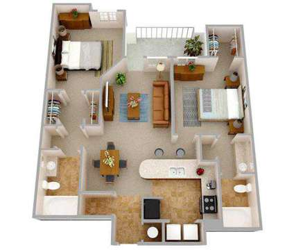 2 beds 1200 acqua luxury apartments 1200 harrison