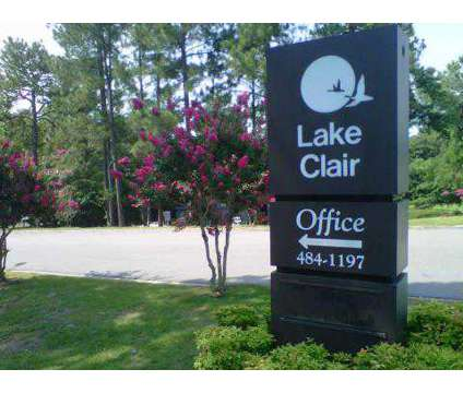 1 Bed - Lake Clair Apartments at 104 Lake Clair Place Apartment G in Fayetteville NC is a Apartment
