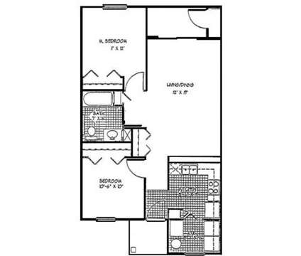 2 Beds - Oak Tree Village at 4775 Village Dr in Grand Ledge MI is a Apartment