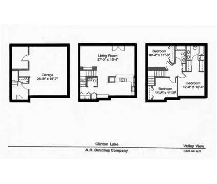 3 Beds - Clinton Lake Townhomes at 124 Clinton Lake Road in Clinton PA is a Apartment