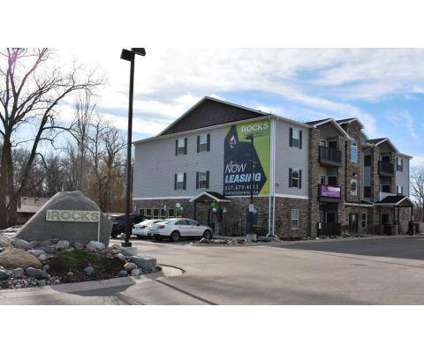 1 Bed - The Rocks at MSU at 16970 Chandler Road in East Lansing MI is a Apartment