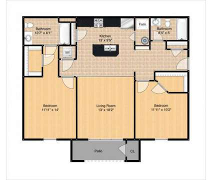 2 Beds - Lakeside at Fallen Timbers at 4623 Lakeside Dr in Maumee OH is a Apartment