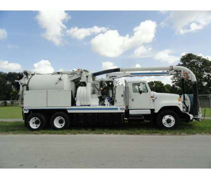 1999 International F-2574 VacCon is a 1999 International Commercial Trucks & Trailer in Miami FL