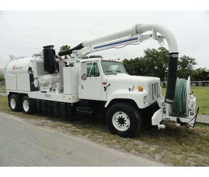 2001 International F-2554 VacCon is a 2001 International Commercial Trucks & Trailer in Miami FL