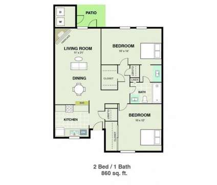 2 Beds - 6947 Everhart at 6947 Everhart Road in Corpus Christi TX is a Apartment