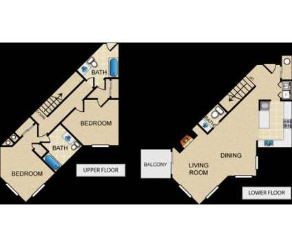 2 Beds - 9200 Redmond Place at 9200 Redmond Woodinville Road Ne in Redmond WA is a Apartment