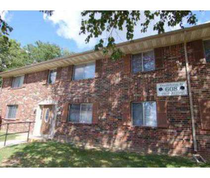 1 Bed - Cedar Ridge Townhomes & Apartments at 3634 Oaklawn Dr in Anderson IN is a Apartment