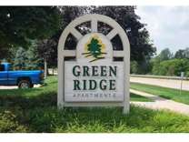 1 Bed - Green Ridge Apartments