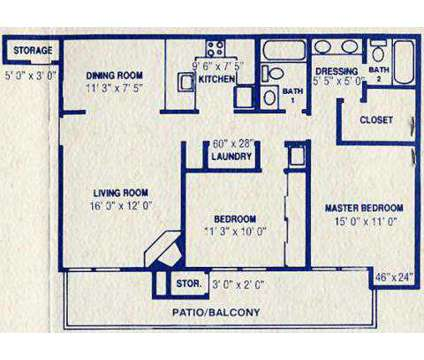 2 Beds - Candlewood Village Apts at 12050 Candelaria Road Ne in Albuquerque NM is a Apartment
