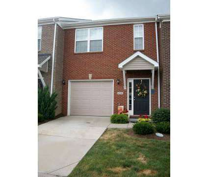 3 Beds - Townhomes of Chilesburg Park at 840 Hays Boulevard in Lexington KY is a Apartment