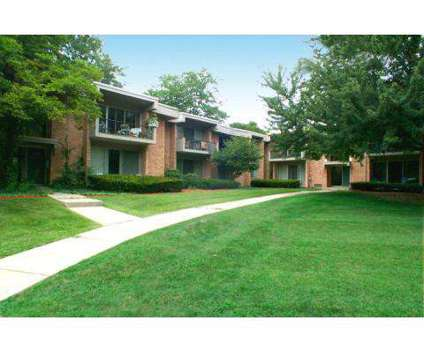 1 Bed - Hiddentree Apartments & Townhomes at 410 Pine Forest Dr in East Lansing MI is a Apartment