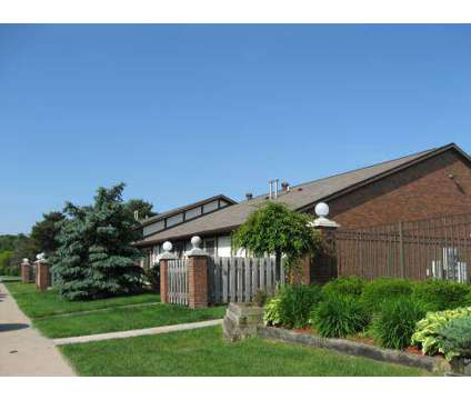 1 Bed - Hampton Apartments at 1318 Frank Drive in Monroe MI is a Apartment