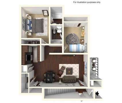 2 Beds - Tallgrass Apartments & Townhomes at 1240 East Broomfield St in Mount Pleasant MI is a Apartment