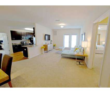 1 Bed - Marcella at Town Center Apartments and Townhomes at 101 Benevita Place in Hampton VA is a Apartment