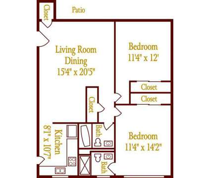 2 Beds - Revere Village at 865 Revere Village Court in Centerville OH is a Apartment