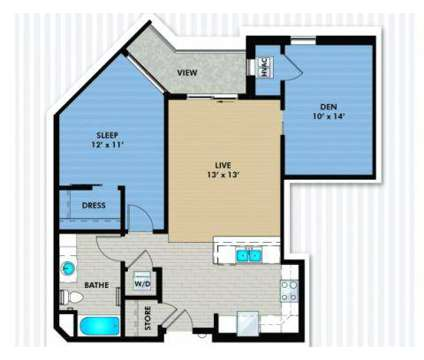 1 Bed - The Woodlands at W135 N7255 Lund Cir #109 in Menomonee Falls WI is a Apartment