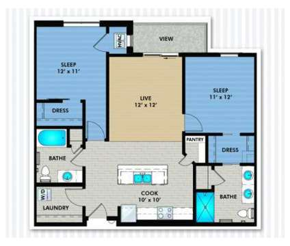 2 Beds - The Woodlands at W135 N7255 Lund Cir #109 in Menomonee Falls WI is a Apartment
