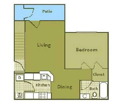 1 Bed - The Oaks at Broad River Landing at 100 Riverchase Boulevard in Beaufort SC is a Apartment