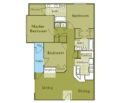 3 Beds - The Oaks at Broad River Landing at 100 Riverchase Boulevard in Beaufort SC is a Apartment