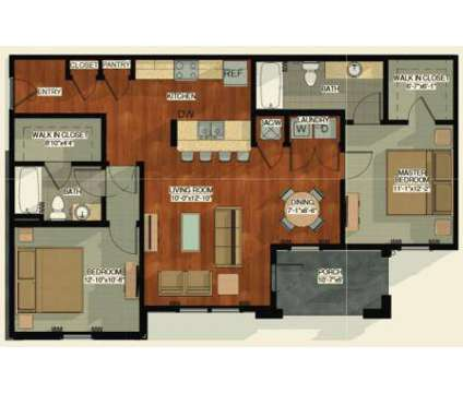 2 Beds - ParkCrest Landings at 5725 1st Ave East in Bradenton FL is a Apartment