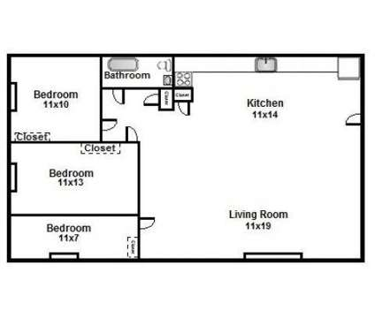3 Beds - WBC Estates at 32 Myrtle St in Manchester NH is a Apartment