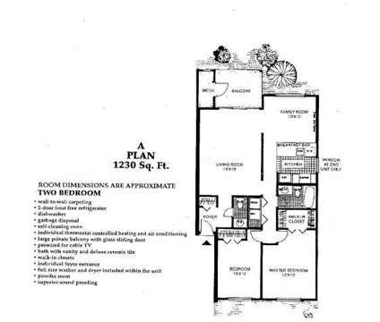 2 Beds - Village of Stoney Run at Rt 73 10-d in Maple Shade NJ is a Apartment