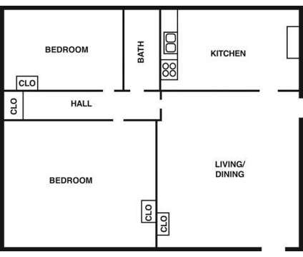 2 Beds - Longview Gardens Apartments at 1726 S Orleans St in Memphis TN is a Apartment