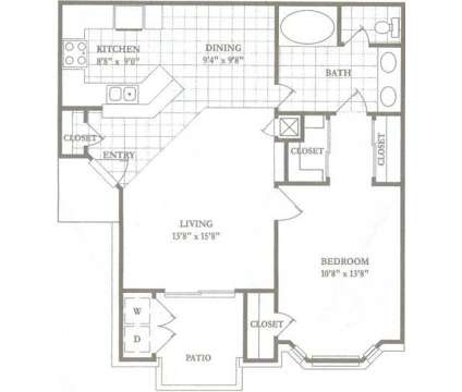 1 Bed - Lincoln Medical Center at 7200 Almeda in Houston TX is a Apartment