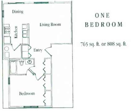 1 Bed - Eagles Nest Apartments at 6057 8th Avenue Sw in Grandville MI is a Apartment
