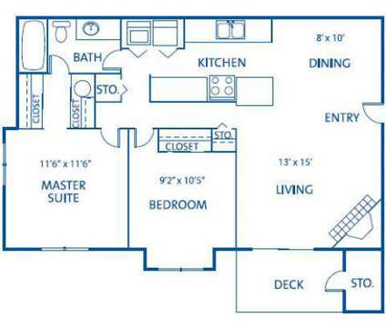 2 Beds - BluWater at 11311 19th Ave Southeast in Everett WA is a Apartment