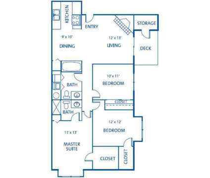 3 Beds - BluWater at 11311 19th Ave Southeast in Everett WA is a Apartment