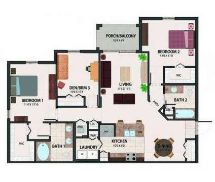 3 Beds - Casa Brera at 4725 Via Bari in Lake Worth FL is a Apartment