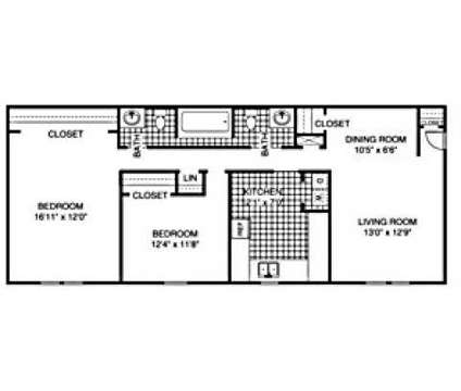2 Beds - Rolling Hills Apartments at 9100 Rainbow Springs Ct in Louisville KY is a Apartment