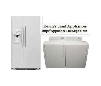 Kevin's Used Appliances is a Appliances for Sale in Aurora CO