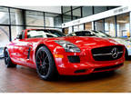 2013 Mercedes-Benz SL|SL Class Red