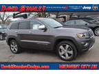 2015 Jeep grand cherokee Gray, new