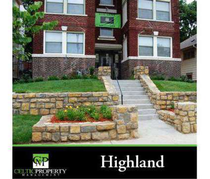 Studio - Celtic Property Management at 1711 W 45th St in Kansas City MO is a Apartment