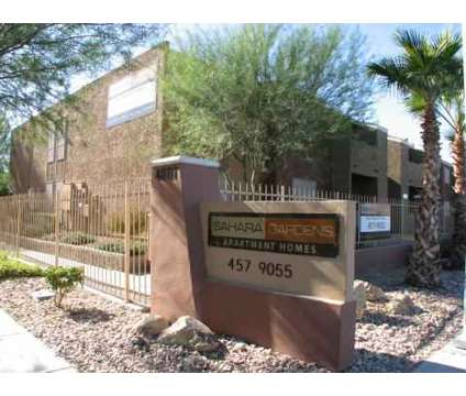 1 Bed - Promenade at Sahara at 4801 E Sahara Ave in Las Vegas NV is a Apartment