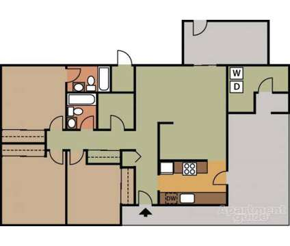 3 Beds - Whiting Field Homes at 570 Merrill Drive in Milton FL is a Apartment