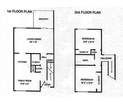 2 Beds - Riverfront Apartments at 601 North Cedar St in Lansing MI is a Apartment