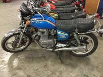 1978 Honda Matic Hawk