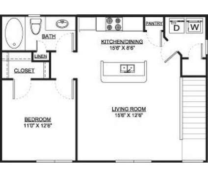 1 Bed - Parks Edge at Shelby Farms at 536 Shelby Grove Dr in Cordova TN is a Apartment